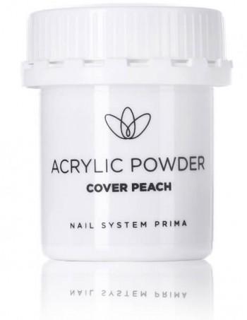 """Acrylic nail powder """" cover peach"""""""