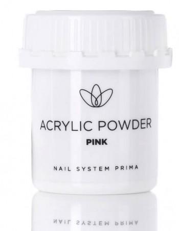 "Acrylic nail powder system standard ""pink"""