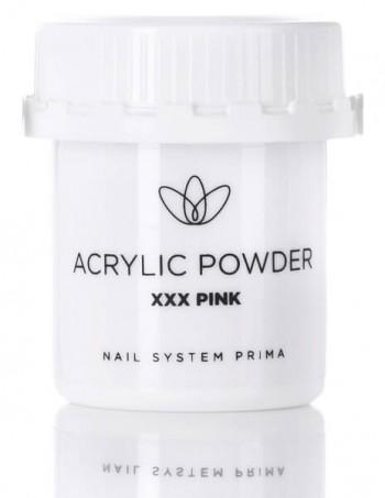 "Acrylic nail powder system standard ""xxx pink"""