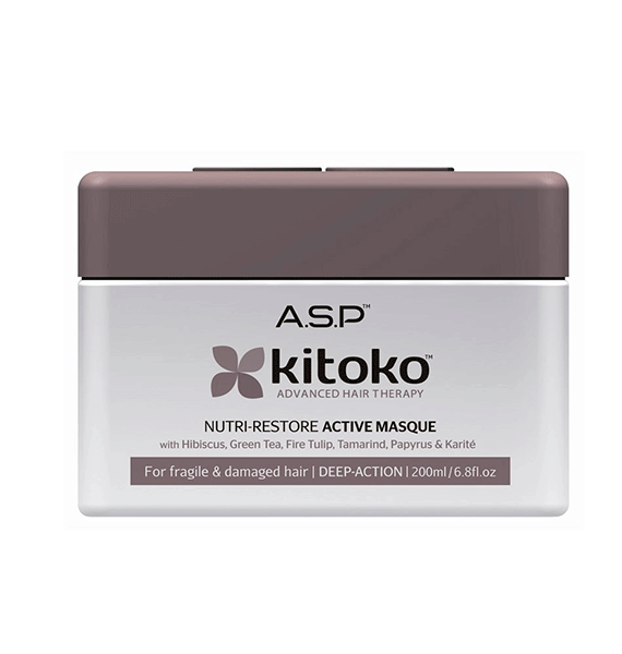 Affinage Kitoko Maska za hemijski tretiranu kosu