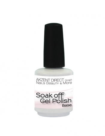 Akzent gel-lak Soak off gel polish - baza