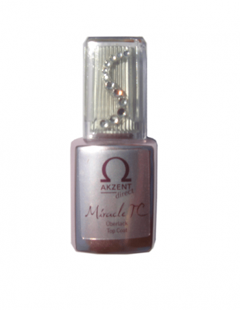 Akzent Miracle Top Coat lak za nokte