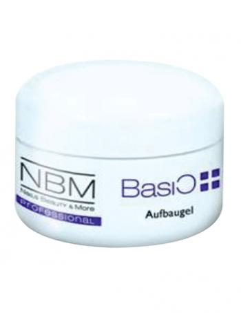 Akzent - NBM Basic gel French white