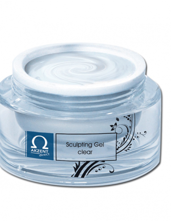 Akzent Sculpting gel clear