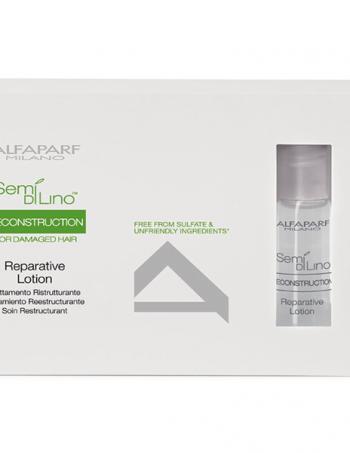 ALFAPARF SDL Mlečne ampule za oštećenu kosu