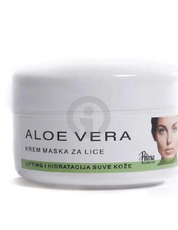 Aloe Vera krem maska za lice