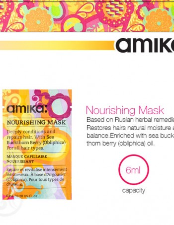 AMIKA hranljiva maska za kosu 6ml