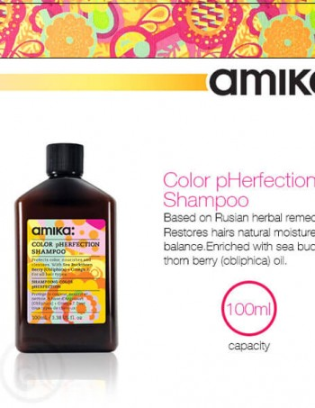 AMIKA šampon za farbanu kosu 100ml
