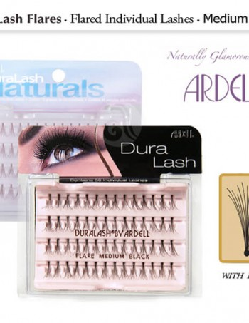 ARDEL Durlash Naturals Medium Black