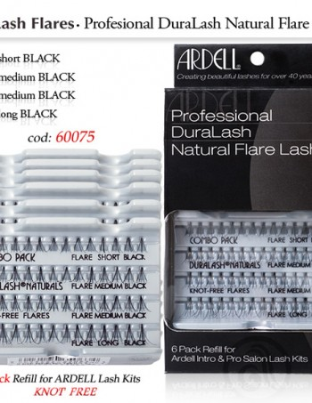 Ardell Natural Lashes COMBO 6/1