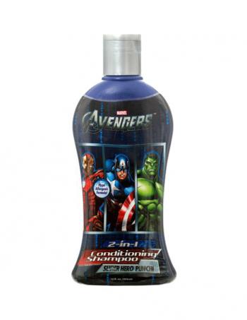 Avengers Super Heroji - šampon i balzam u jednoj formuli