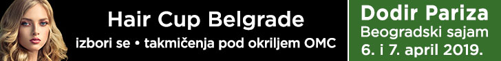 33. Sajam kozmetike u najvećoj hali Beogradskog sajma