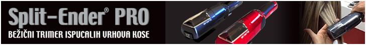 SPLIT ENDER - bežični trimer za ispucale vrhove kose