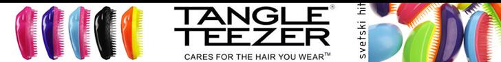 Tangle Teezer - inovativne četke za raščešljavanje i najzamršenije kose