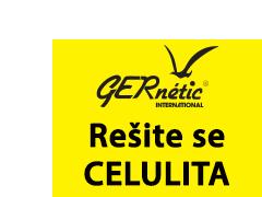 GERnetic krema protiv celulita