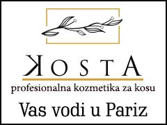 Profesionalna kozmetika za kosu Kosta