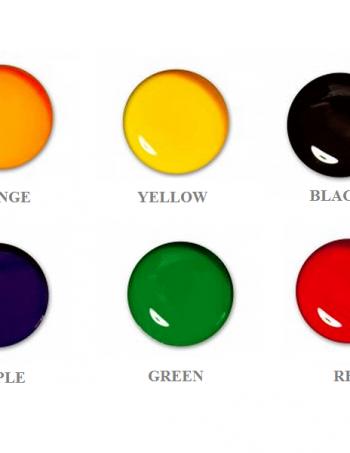 Basic color UV gel