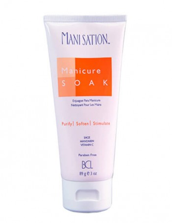 BCL Manicure Mandarin Soak 89 ml