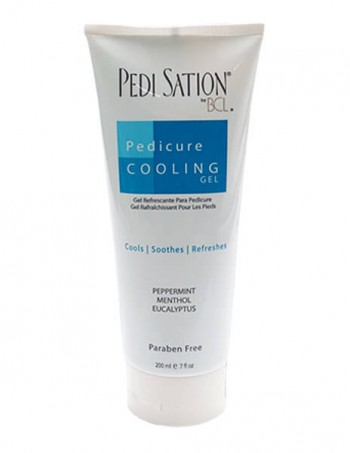 BCL Pedicure Cooling Gel 200 ml