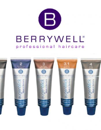 Berrywell farba za obrve i trepavice