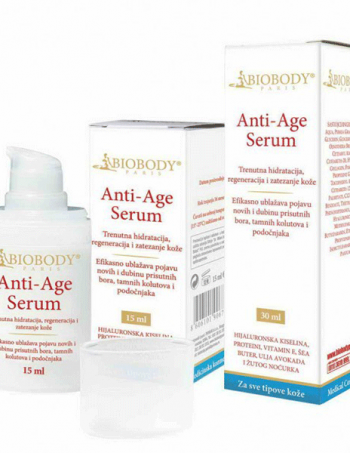 BIOBODY Anti – age serum