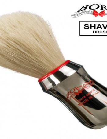 Boreal četka za brijanje sa hromiranom drškom