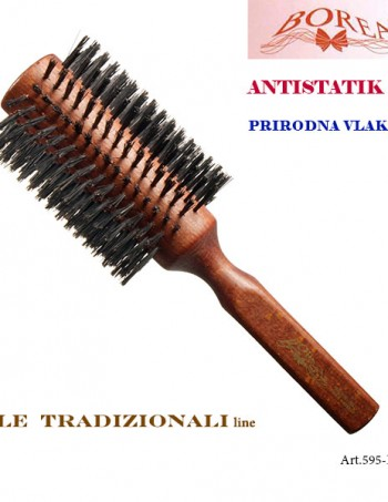 BOREAL Ekstra velika valjak četka za kosu