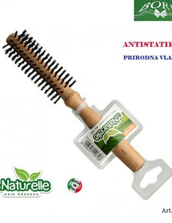 BOREAL Srednja valjak četka sa prirodnom dlakom