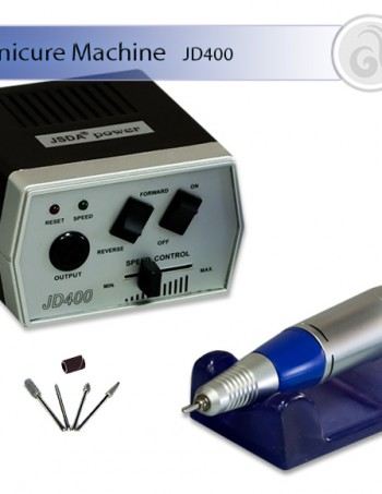 Brusilica za nokte JD400 - Twist-Lock