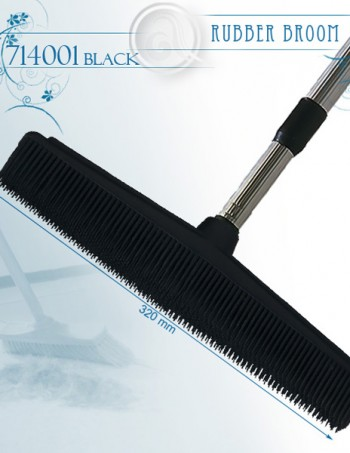 Četka za čišćenje poda crna