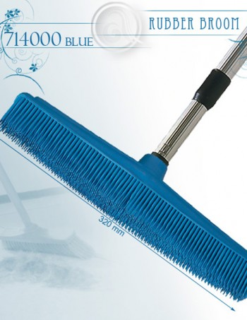 Četka za čišćenje poda plava