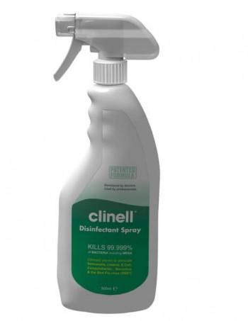 Clinell sprej za dezinfekciju površina
