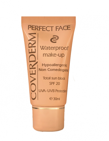 Coverderm Perfect Face - tečni puder