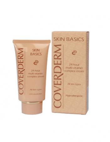 Coverderm Skin Basics hranljiva krema baza
