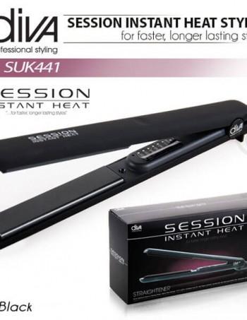 DIVA Presa za kosu Session Instant Heat