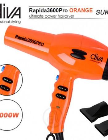 Fen za kosu DIVA Rapida 3600 Orange