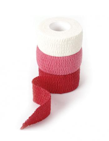 Finger wraps - Traka za zaštitu prstiju crvena