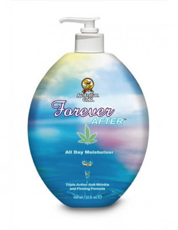 Forever After moisturizer hemp