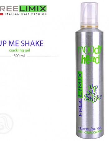 FREE LIMIX CRACKLING gel za kosu