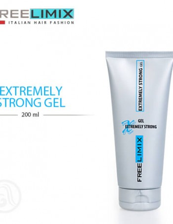 FREE LIMIX Extremely strong gel za kosu 200ml