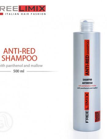 FREE LIMIX Šampon protiv crvenog tona