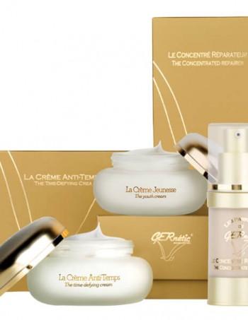 GERNETIC LES PARFAITS antiage set - Linija za savršenu kožu