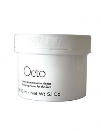 GERNETIC OCTO purifying cream for the face