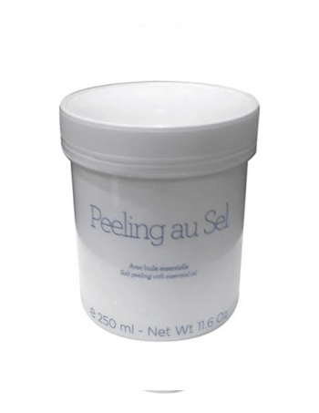 GERNETIC SALT peeling