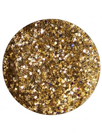 Glitter prah GOLD