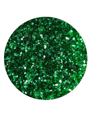 Glitter prah GREEN