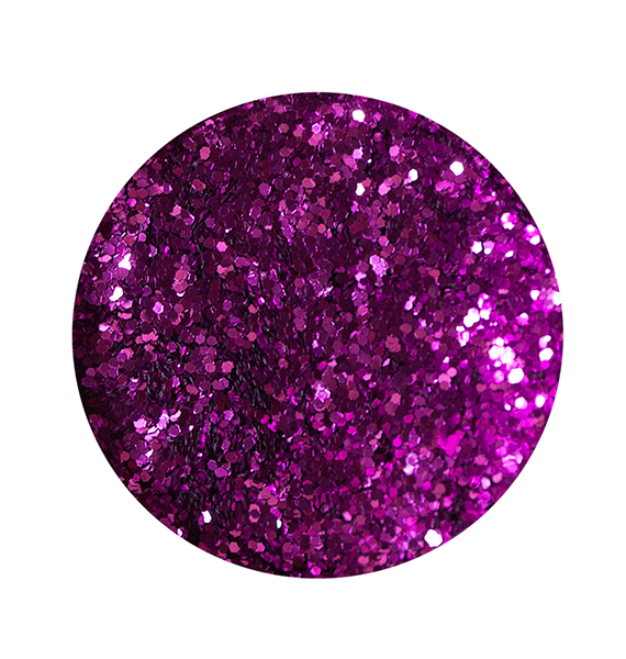 Glitter prah LILAC
