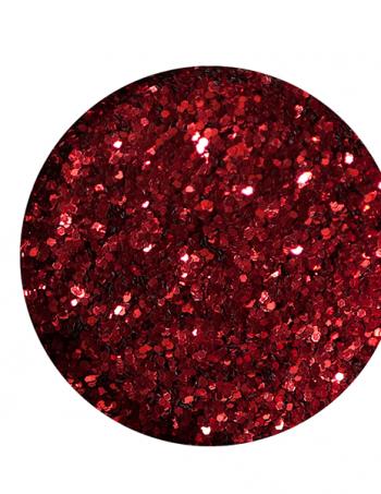 Glitter prah RED