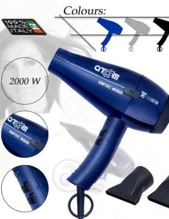 Hair Dryer ATOM IONIC blue