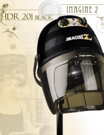 Hauba za kosu IMAGINE 2 Black